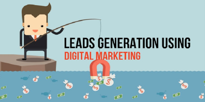 how to generate leads through digital marketing